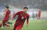 Vietnam beat Thailand 4-0 advancing to AFC U23 champ final round