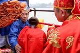 Lễ rước nước Hội làng Thổ Khối