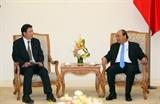 Thủ tướng Nguyễn Xuân Phúc tiếp Đoàn chuyên gia Nhật Bản về môi trường