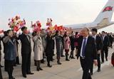 Đoàn nghệ thuật Quốc gia Việt Nam sang thăm và biểu diễn tại Triều Tiên