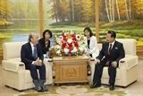 Delegación partidista vietnamita visita Corea del Norte