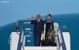 Премьер-министр Вьетнама начал официальный визит в Румынию
