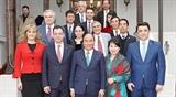 Премьер-министр Вьетнама посетил румынский жудец Прахова