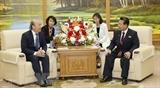 Укрепляется дружба между Вьетнамом и КНДР
