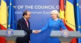 Премьер-министр Вьетнама провел переговоры с премьер-министром Румынии