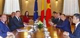 Вьетнам придает важное значение отношениям с Румынией