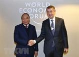 Approfondir les relations damitié traditionnelles Vietnam-R. tchèque