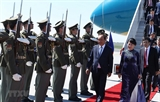 Primer ministro Nguyen Xuan Phuc comienza visita a República Checa