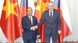 Вьетнам придает большое значение отношениям с Чехией