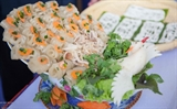 Phong phú bánh dân gian Nam Bộ