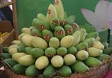 Exportation de mangues fraîches aux Etats-Unis