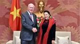 Дальнейшее расширение сотрудничества между Вьетнамом и США