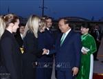 Премьер-министр Вьетнама успешно завершил официальные визиты в Румынию и Чехию