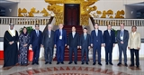 Le PM reçoit les participants à la 44e réunion du Comité exécutif de lOANA