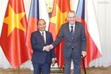 សារព័ត៍មានឆែក៖ ដំណើរទស្សនកិច្ចរបស់នាយករដ្ឋមន្រ្តីវៀតណាមលោក Nguyen Xuan Phuc បានបង្កើតកម្លាំងចលករជំរុញកិច្ចសហប្រតិបតិ្តការនាពេលអនាគត