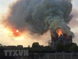 អគ្គិភ័យនៅព្រះវិហារ Notre Dame៖ ទស្សនៈរបស់មជ្ឈដ្ឋានសារព័ត៌មានអំពីមូលនិធិស្ដារព្រះវិហារឡើវិញ