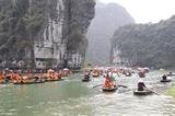 Trang An Festival in Ninh Binh