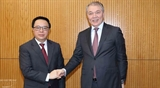 Вьетнам отдает приоритет укреплению отношений cотрудничества с КПРФ