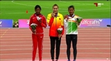 Athlétisme: une médaille dor pour Quach Thi Lan