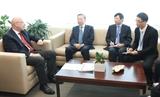 Bộ trưởng Tô Lâm hội đàm với Phó Tổng Thư ký LHQ phụ trách phòng chống khủng bố