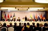 Министры экономики АСЕАН подписали 2 документа о сотрудничестве в сферах торговли услугами и инвестиций