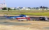 Ouverture de la ligne Vung Tau – Con Dao avec des hélicoptères