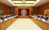 Quốc hội Việt Nam - Lào hợp tác chặt chẽ trong lĩnh vực lập pháp