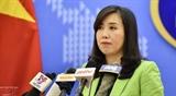 Очередная пресс-конференция МИД Вьетнама