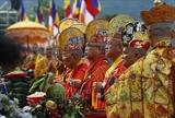 世界のマスメディア、国連ウェーサーカ祭を大きく伝える