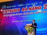 អង្គភាពអាជីវកម្មជាង ៣០០ បានចូលរួមក្នុងពិព័រណ៌អន្តរជាតិ Vietbuild Da Nang