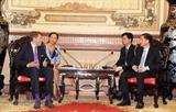 Реализация потенциала сотрудничества между городом Хошимином и Австрией