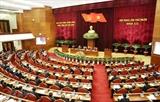 На 10-м пленуме ЦК КПВ обсуждены документы которые будут предъявлены на 13-м съезде