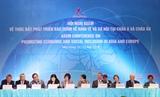 Nhất trí thúc đẩy phát triển bao trùm về kinh tế và xã hội tại châu Á và châu Âu