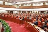 Завершился 10-й пленум ЦК КПВ 12-го созыва