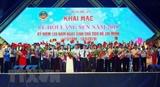 Lang Sen Singing Festival marks President Ho Chi Minhs birthday