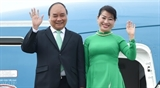 Премьер-министр Вьетнама с официальными визитами отправился в Россию Норвегию и Швецию