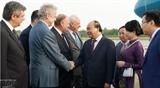 Премьер-министр Вьетнама начал официальный визит в Россию
