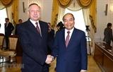 Мероприятия Премьер-министра Вьетнама Нгуен Суан Фука в Санкт-Петербурге