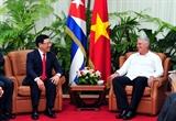 Phó Thủ tướng Bộ trưởng Ngoại giao Phạm Bình Minh thăm chính thức Cuba