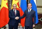 Развитие вьетнамско-российского всеобъемлющего сотрудничества во всех сферах