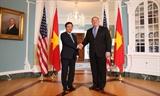 Phó Thủ tướng Bộ trưởng Ngoại giao Phạm Bình Minh thăm chính thức Hoa Kỳ
