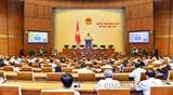 Третий рабочий день 7-й сессии НС 14-го созыва