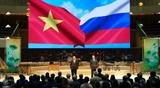 Ouverture de lAnnée croisée de lamitié Vietnam-Russie à Moscou