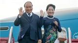 Премьер-министр Вьетнама начал официальный визит в Норвегию