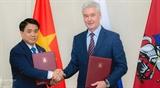 Ханой и Москва подписали программу сотрудничества