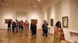 В РФ прошла выставка вьетнамских лаковых картин