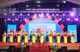 Открылась ярмарка лучших товаров сельской промышленности северного региона Вьетнама
