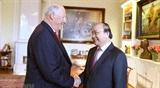 Премьер-министр Вьетнама Нгуен Суан Фук встретился с Королем Норвегии