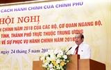 Во Вьетнаме индекс административной реформы 2018 года лучше чем в 2017 году