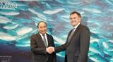 Премьер-министр Вьетнама посетил некоторые норвежские экономические учреждения